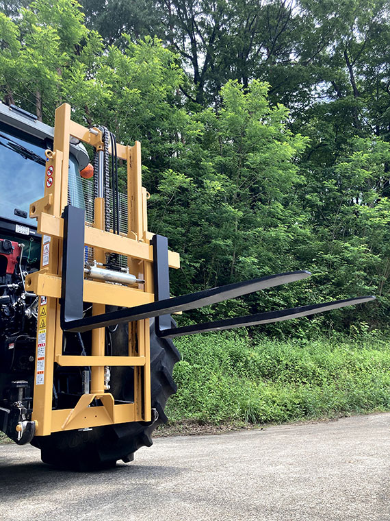 Tractor Fork Lift
