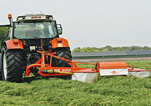 Drum Mower Conditioner