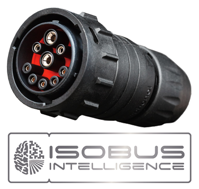 ISOBUS COMPATIBLE