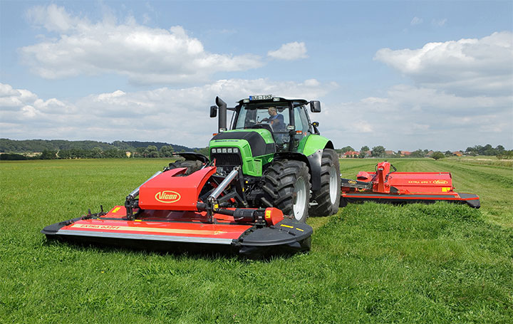 mower conditioner
