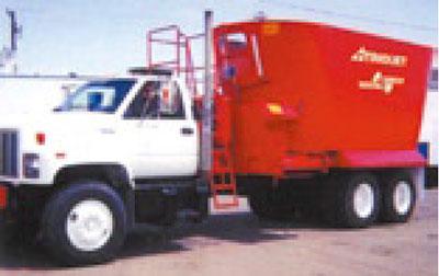 トラック搭載型